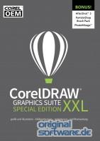 CorelDRAW Graphics Suite XXL Special Edition | Download OEM Vollversion