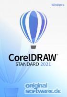 CorelDRAW Standard 2021 | Mehrsprachig | Download
