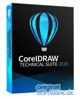 CorelDRAW Technical Suite 2019 | DVD Vollversion