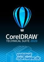 CorelDRAW Technical Suite 2020 | 365 Tage Abonnement | Vollversion