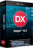 Delphi 10.3.1 Rio Professional+3 Jahre Update Subscription| 1 User