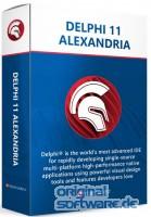 Delphi 11 Alexandria Architect   unbefristete Lizenz   New User + 1 Jahr Wartung