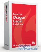 Dragon Legal Individual 15 | DVD | Upgrade