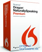 Dragon NaturallySpeaking 13 Premium | DVD inkl. Headset