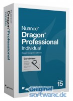 Dragon Professional Individual 15 Wireless | DVD