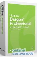 Dragon Professional Individual für Mac v6 | DVD Version | Deutsch