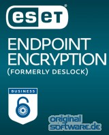ESET Endpoint Encryption Pro | ab 50 User | 1 Jahr