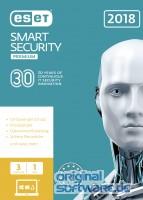 ESET Smart Security Premium 2018   3 Geräte   1 Jahr