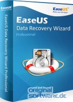 EaseUS Data Recovery Wizard Professional 12.6 | 1 PC | 1 Jahr | Windows | Download
