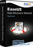 EaseUS Data Recovery Wizard Technican 12 | Windows | Lebenslang kostenlose Updates