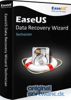 EaseUS Data Recovery Wizard Technican 13.3 | Windows | 1 Jahres Lizenz