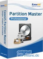 EaseUS Partition Master Professional 13.5 | DVD Version