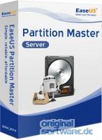 EaseUS Partition Master Server 13.5 | DVD Version