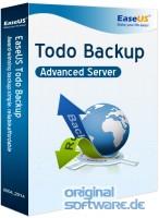 EaseUS Todo Backup Advanced Server 13.5 | Kauflizenz + Lebenslange Upgrades