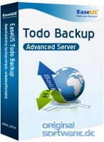 EaseUS Todo Backup Advanced Server 13.5 | Kauflizenz | ohne Upgrades