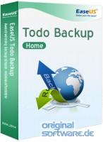 EaseUS Todo Backup Home 12.0 | Download | 1 Jahres Lizenz + Upgrades