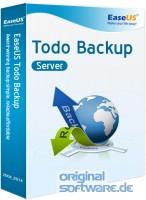 EaseUS Todo Backup Server 13.0 | Download | 2 Jahres Lizenz + Upgrades