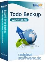 EaseUS Todo Backup Workstation 12.0 + lebenslang kostenlose Upgrades | Download
