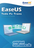 EaseUS Todo PCTrans Professional 11.8 | 1 Monats Lizenz + Upgrades