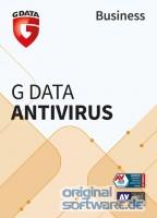 G DATA AV Business+Exchange Mail Sec. ab 50 Lizenzen  1 Jahr Verlängerung