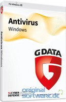 G DATA Antivirus 2020 | 2 PCs | 1 Jahr Download