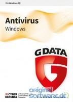 G DATA Antivirus 2020 | 4 PCs | 1 Jahr Download