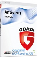 G DATA Antivirus Mac | 5 Geräte | 1 Jahr | Download