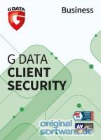 G DATA CS Business+Exchange Mail Sec. ab 10 Lizenzen 2 Jahre Verlängerung