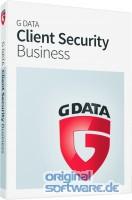 G DATA Client Security Business Schullizenz + Exchange Mail Security   1 Jahr
