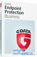 G DATA Endpoint Protection Business+Exchange Mail Security 1 Jahr Uni Netzwerklizenz bis 2499 User