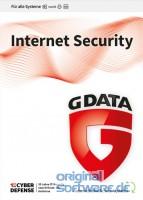 G DATA Internet Security 2020 | 1 Gerät | 1 Jahr Schutz | Download
