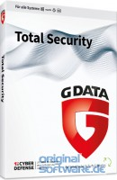 G DATA Total Security 2020 | 2 Geräte | 1 Jahr Schutz | Download