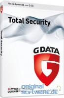 G DATA Total Security 2020 | 4 Geräte | 2 Jahre Schutz | Download