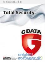 G DATA Total Security 2020 | 4 Geräte | 3 Jahre Schutz | Download