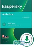 Kaspersky Anti-Virus 2020 | 3 PCs | 1 Jahr