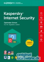 Kaspersky Internet Security   NEU: 2018   1 Gerät   1 Jahr