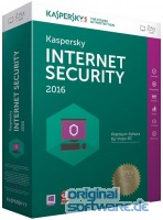 Kaspersky Internet Security 2016 / 2 PC 1 Jahr / Download