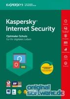 Kaspersky Internet Security 2017 / 1 Gerät / 1 Jahr
