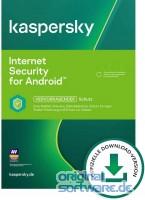 Kaspersky Internet Security for Android | 1 Gerät | 1 Jahr Verlängerung
