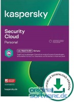 Kaspersky Security Cloud 2021 Family   20 Geräte   1 Jahr Schutz