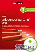 Lexware Anlagenverwaltung 2018 | Abo-Vertrag | Download