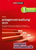 Lexware Anlagenverwaltung 2019 | Abonnement | Download