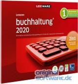 Lexware Buchhaltung 2020   365 Tage Laufzeit   FFP (frustfreie Verpackung)