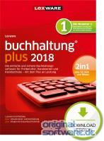 Lexware Buchhaltung Plus 2018 | 365 Tage Laufzeit | Download
