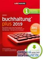 Lexware Buchhaltung Plus 2019   365 Tage Laufzeit   Download