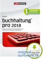 Lexware Buchhaltung Pro 2018 | 365 Tage Laufzeit | Download