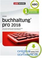 Lexware Buchhaltung Pro 2018 | Abo Vertrag | Download