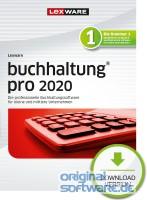 Lexware Buchhaltung Pro 2020 | 365 Tage Laufzeit | Download