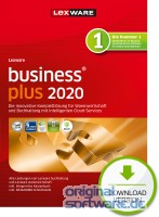 Lexware Business Plus 2020 | 365 Tage Laufzeit | Download