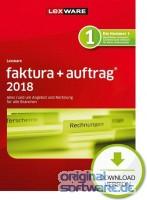 Lexware Faktura+Auftrag 2018 | 365 Tage Laufzeit | Download